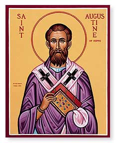 st.Augustine of Hippo-Father of the Church_Doctor of the Church