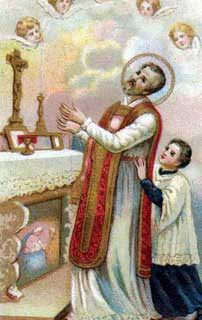 st.Andrew Avellino-Theologian, founder of monasteries, friend of St. Charles Borromeo