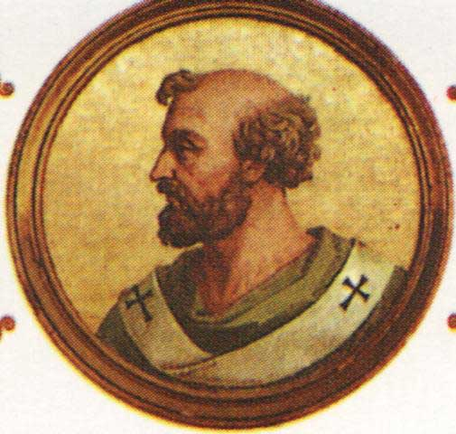 St.Adrian III-Pope Also known as: Hadrian III