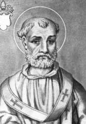 st.Anencletus-Pope and martyr