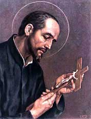 st.Anthony Mary Zaccaria-Cofounder of the Barnabites, the regular Order of St. Paul