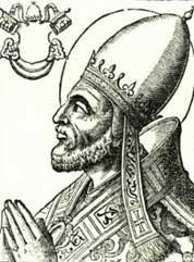 st.Benedict II-Pope