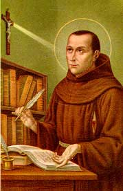 st.Charles of Sezze-Franciscan mystic