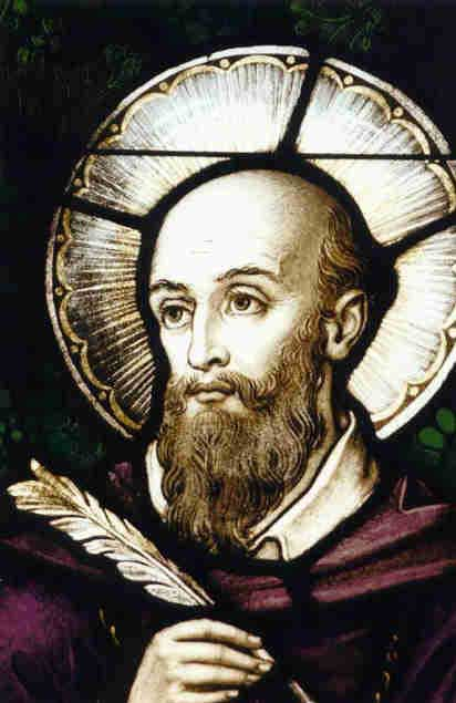 st.Francis de Sales-Bishop of Geneva, Doctor of the Church, founder and popular preacher