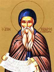 st.Isidore of Pelusium