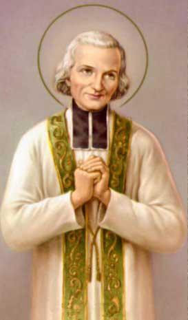 st.John Baptist Marie Vianney