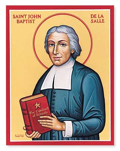 st.John Baptist de la Salle