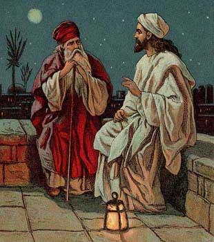st.Nicodemus-Defender of Jesus