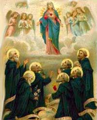 Seven Holy Helpers
