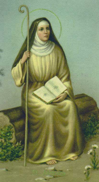 st.Monica-Mother of St. Augustine of Hippo