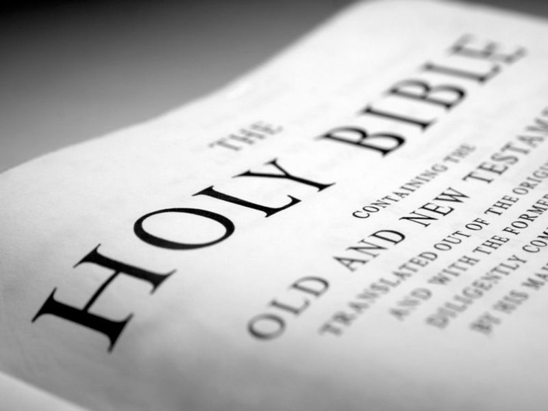 Interesting Facts about the Holy Bible